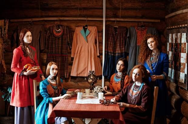48 этно-модельеров заявились на конкурс «Гербер Фэшн»