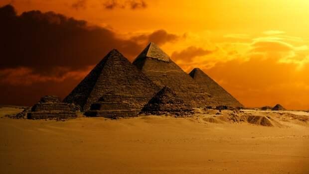 В египетской пирамиде нашли останки неизвестной девочки