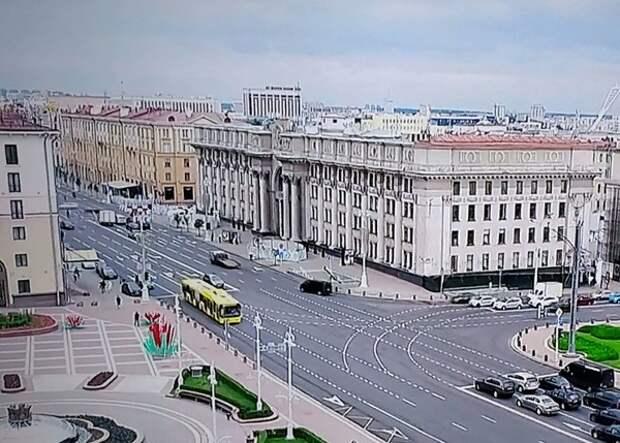 Белоруссия выслала из страны двух британских дипломатов