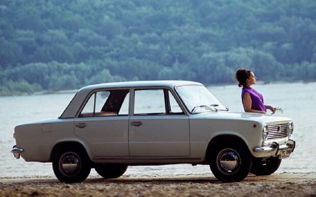 ВАЗ-2101 назван самым важным автомобилем России