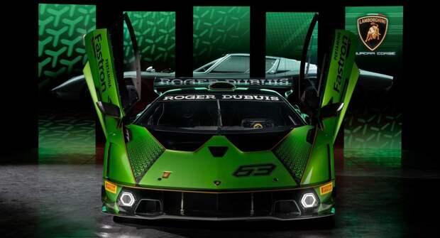 Гиперкар Lamborghini Essenza SCV12 появится в игре