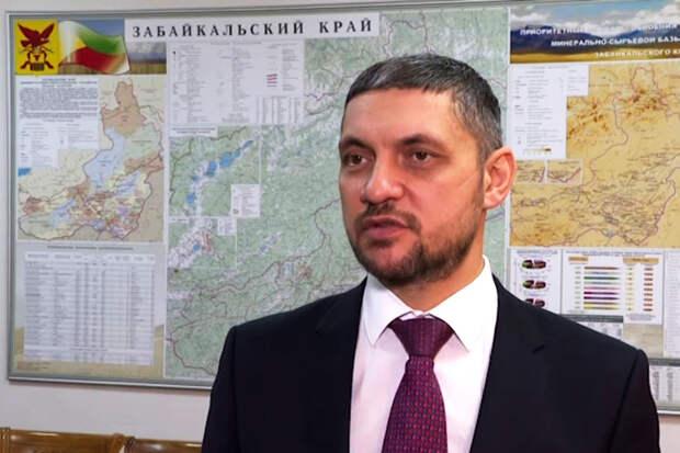 Губернатора Забайкальского края госпитализировали с коронавирусом