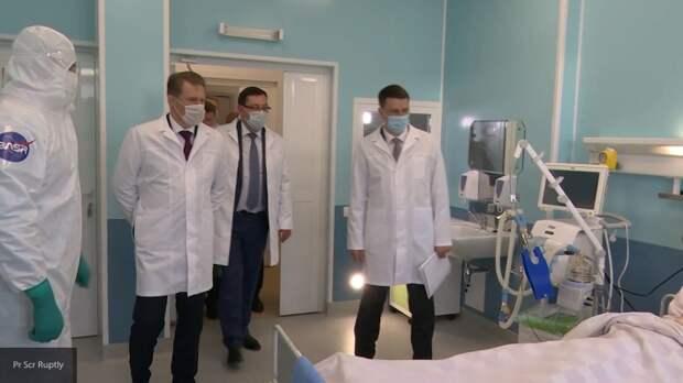 Дефицит кислорода для больных коронавирусом начался в Харькове