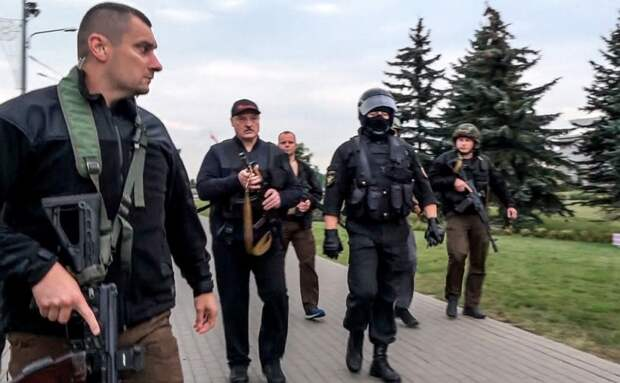 Блицкриг белорусской оппозиции провалился