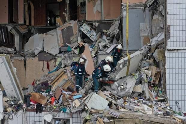 Спасатели нашли тело ребёнка под завалами дома в Ногинске
