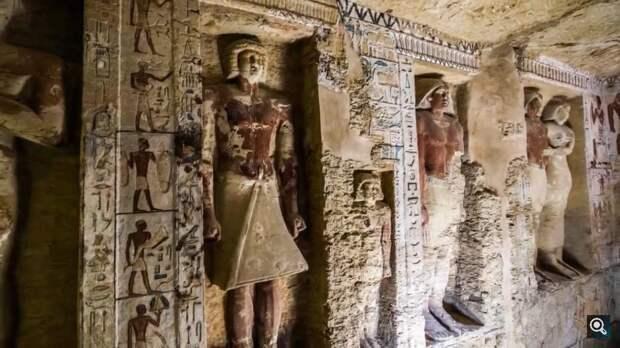 8 невероятных древних мест, которые были обнаружены недавно