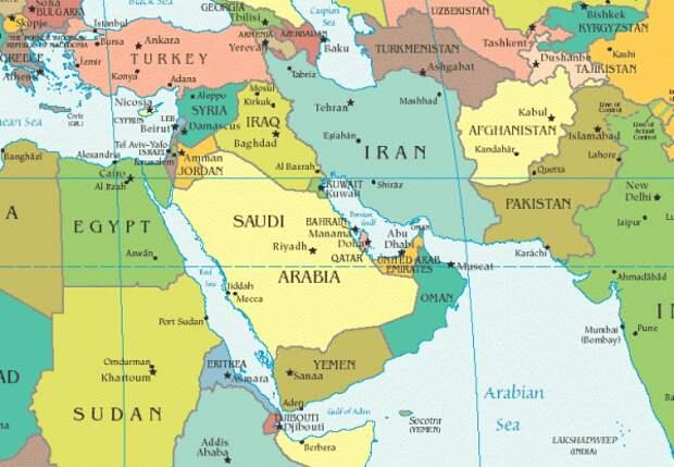 Иордания иСША договорились сотрудничать вСирии