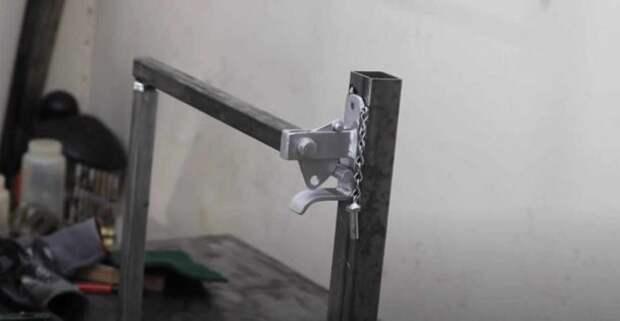 Какой запорный механизм установить на калитку