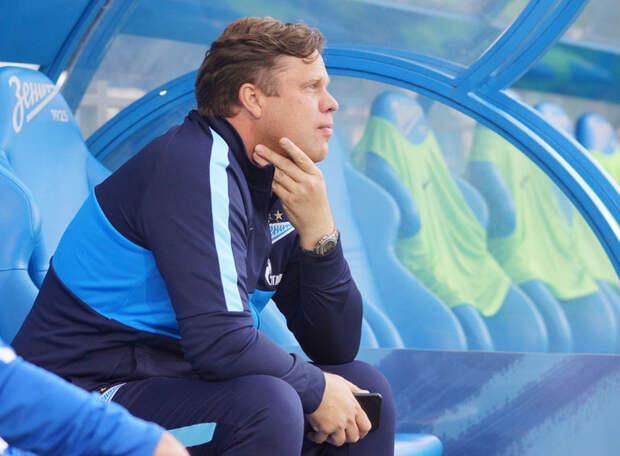 Крапухин забил 16-й гол. «Зенит-2» завершил матч разгромом!