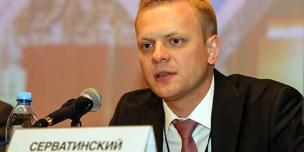 Задержан чиновник из Минпромторга