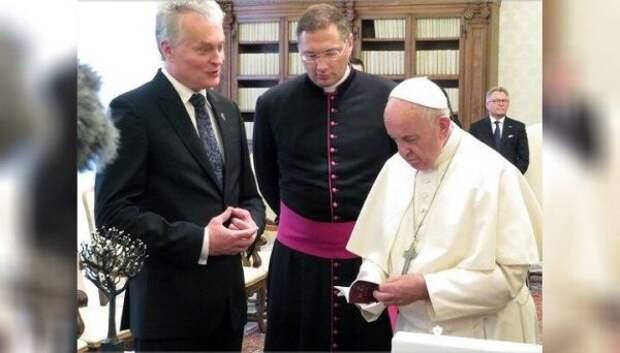 Нунцием Ватикана наУкраину отправили поклонника Александра Меня