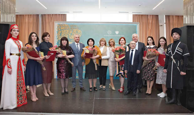 В Северной Осетии наградили журналистов за работы на осетинском языке