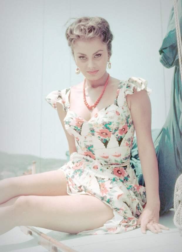 Софи Лорен.