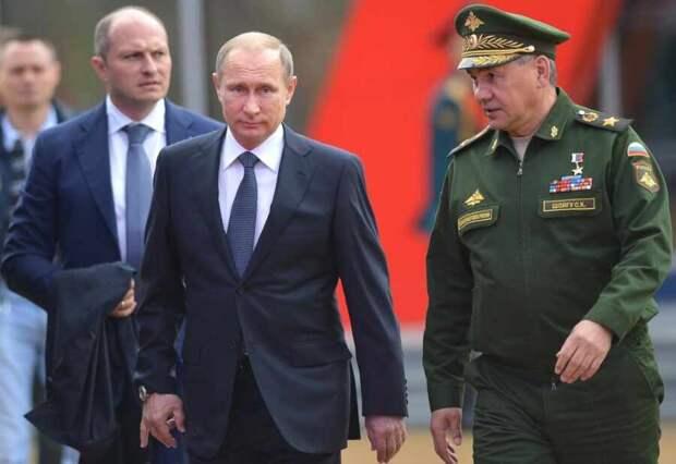 После очередного предательства США Россия обеспечивает безопасность Европы