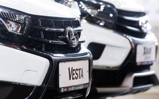 Lada Vesta получит вариатор