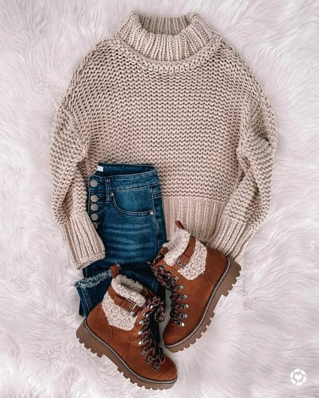 Модные сеты зимы 2021: стильные идеи для создания комфортного образа