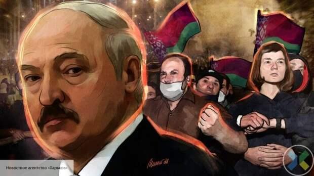 Вассерман объяснил, почему России не стоит посылать силовиков в Белоруссию