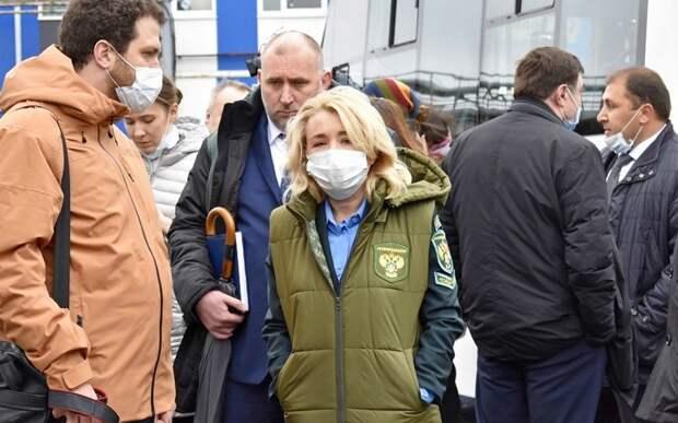 Руководитель Росприроднадзора пообещала большой осенний рейд по рязанским заводам