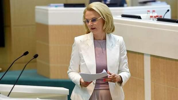 Голикова заявила, что при СССР она не могла позволить себе жить роскошно СССР, народ, общество, россия, экономика