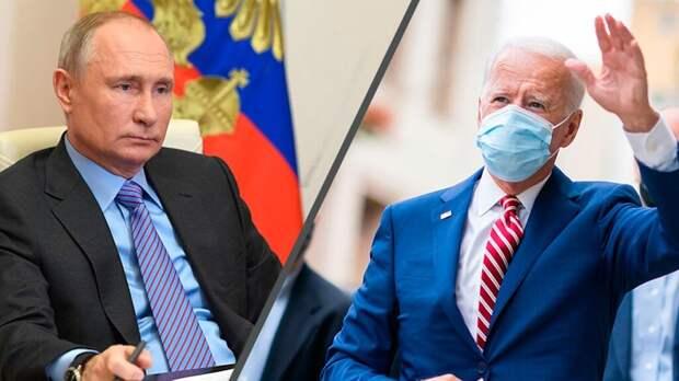 Спутник V как предлог для срыва встречи президентов России и США