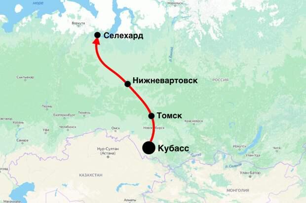 Что за ход конём? Путин одобрил строительство абсолютно новой 600-км дороги посреди Сибирской тайги