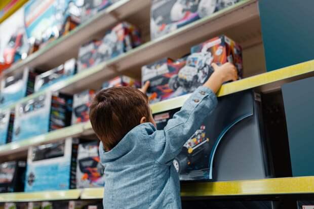 Если ребенок потерялся в торговом центре: 5 важных правил