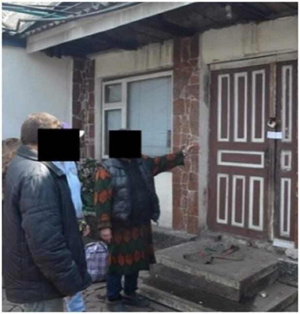 В н.п. Шахтерск в одном из домов обнаружен труп мужчины