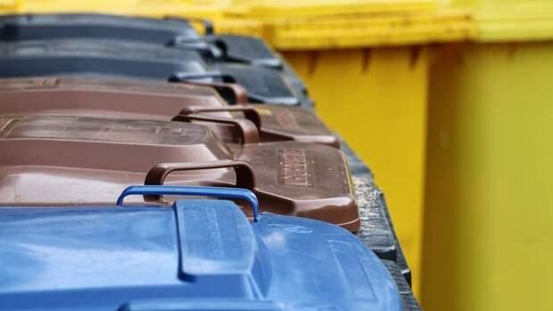Регионы России поддержали схему раздельного сбора отходов