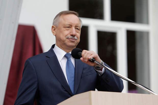 Губернатор Северной столицы не оставляет молодёжь без внимания и продолжает внедрение антинаркотических мероприятий