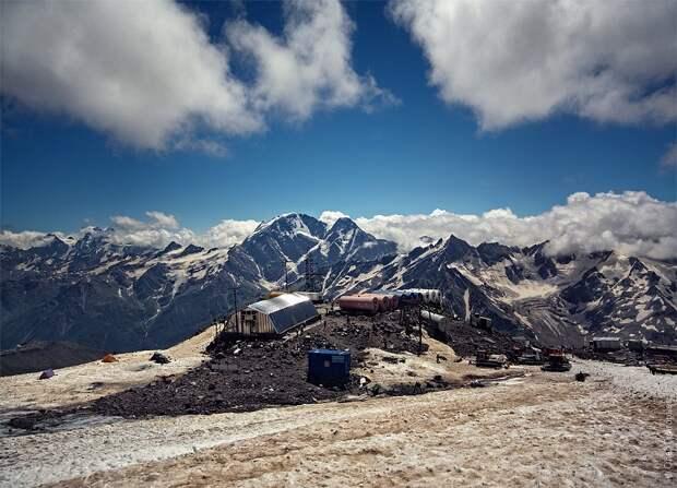 К вершине Европы: восхождение на Эльбрус