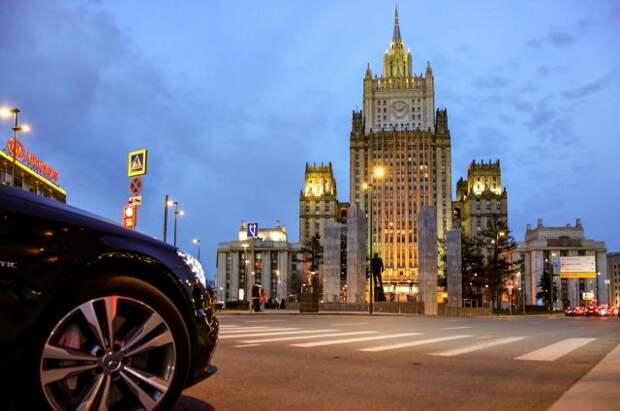 В МИД назвали отчаянной акцией изображение Крыма на форме сборной Украины