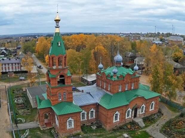 Храм Иоанна Богослова в Игре может получить статус собора