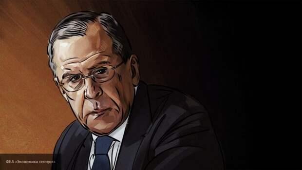 Выполнили всего один пункт: Лавров указал на игнорирование решений «нормандского саммита»