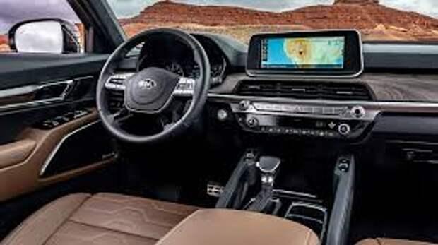 Kia TELLURIDE:лучшая машина в мире 2020.