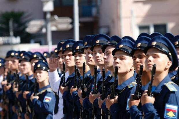 Губернатор Кубани поздравил жителей с Днем защитника Отечества