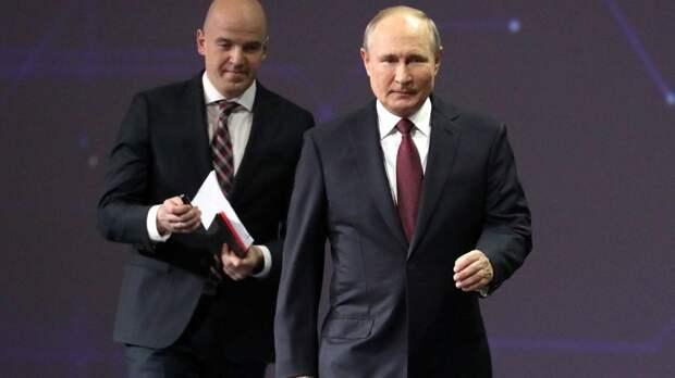 """Политолог объяснил """"жесткий наезд"""" Путина на Евросоюз в конце ПМЭФ"""