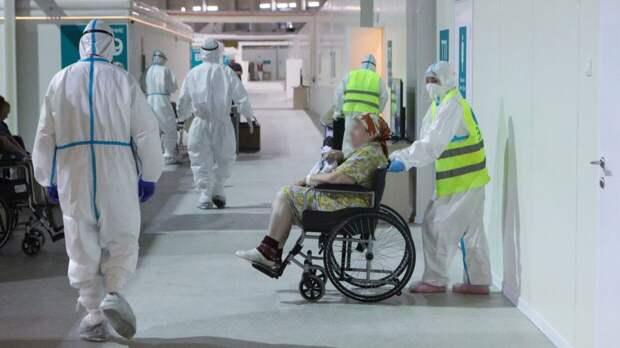 Коронавирусом в России заразились еще 8419 человек