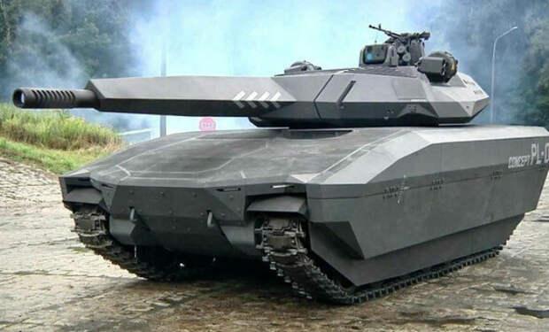 10 танков будущего: Армата уже устарела