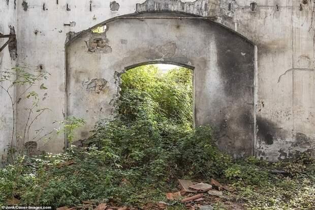 Бывшая фабрика в Италии