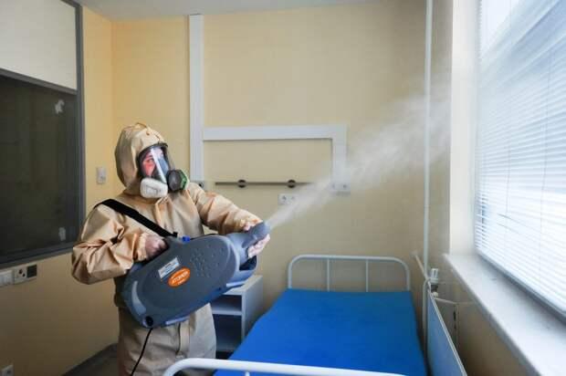 Коронавирус отступил во многом благодаря выполнению городскими службами мер, предписанных санитарными врачами/Агентство «Москва»