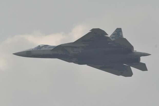 The National Interest напомнил о волне споров вокруг Су-57, но назвал его реальным оружием