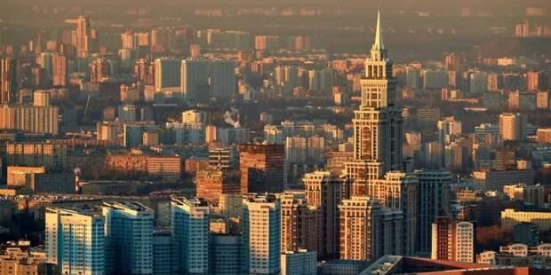 Собянин внёс в Мосгордуму законопроект об изменении бюджета на 2021-й год Фото: М. Денисов mos.ru