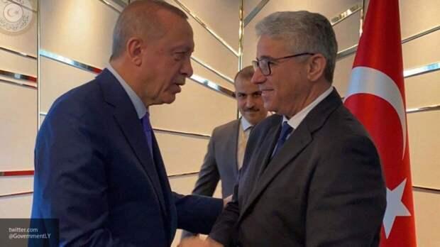 Башага вернулся на пост главы МВД ПНС Ливии благодаря влиянию Турции и США