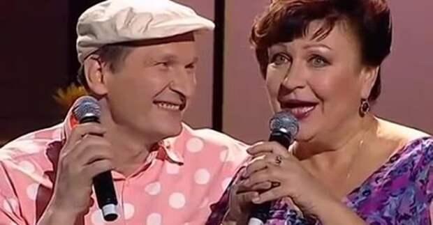 Фёдор Добронравов и Татьяна Кравченко «Занавесочки». Как же душевно поют!