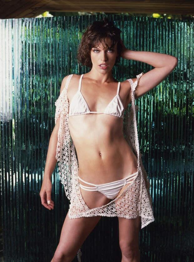 Milla Jovovich by Antoine Verglas