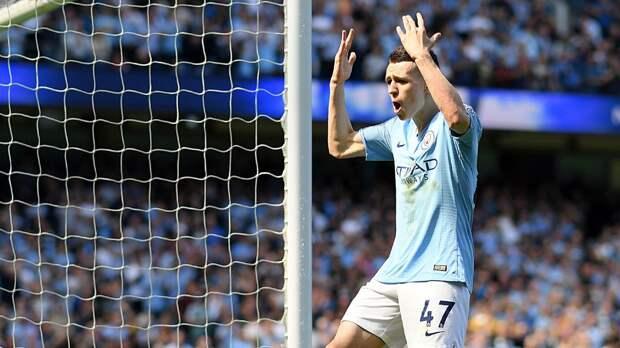 «Манчестер Сити» планирует в 3 раза поднять зарплату Фодену