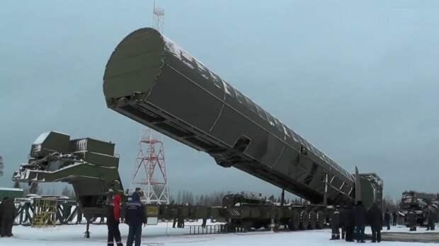 The National Interest признал коллекцию ядерного оружия РФ лучшей в мире