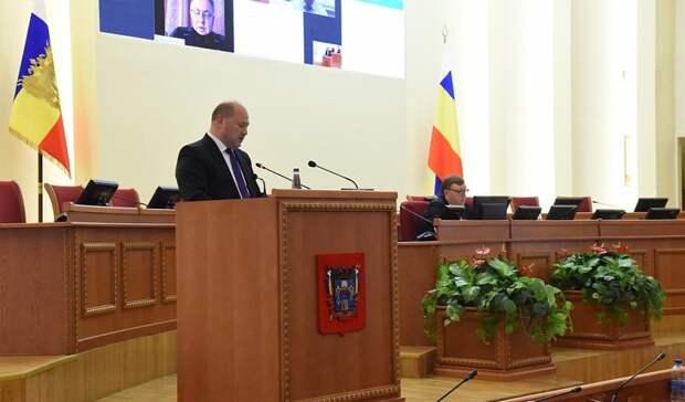 Причины оцепления рынков имеры помощи назвали вЗаксобрании Ростовской области