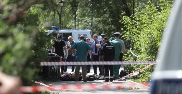 Резня в Ёбурге: Наливайте алкоголикам бесплатно — будет тихо