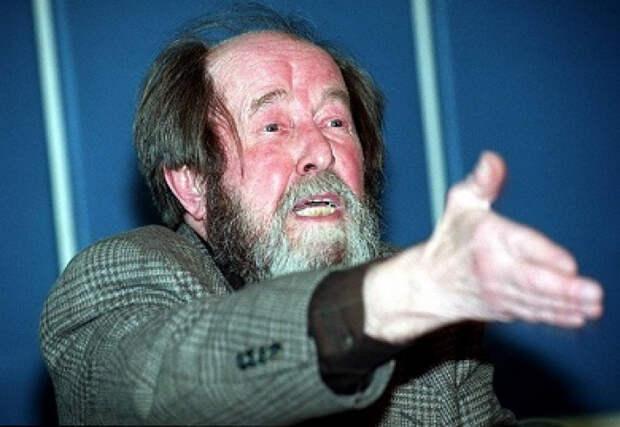 «Солженицынизм» и историческая правда – две вещи несовместные